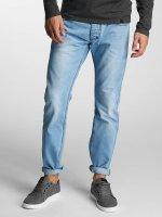 Paris Premium Straight Fit Jeans Jakes blå