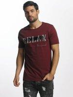 Paris Premium T-paidat Relax punainen