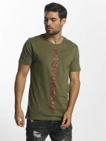 Paris Premium T-Shirt Paris Premium T-Shirt kaki