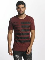 Paris Premium T-Shirt Star Streak rouge