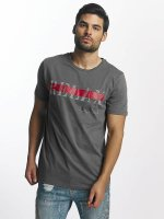 Paris Premium T-Shirty Relax szary