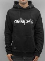 Pelle Pelle Hoody Back 2 Basics schwarz