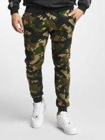 Pelle Pelle joggingbroek Guerilla camouflage