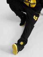 Pelle Pelle Pantalone ginnico x Wu-Tang Batlogo Mix nero