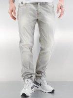 Pelle Pelle Straight Fit Jeans Scotty grau