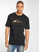 Pelle Pelle T-paidat Recognize musta