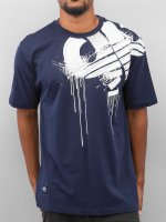 Pelle Pelle t-shirt Demolition blauw