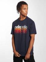 Pelle Pelle t-shirt 4 In A Row blauw