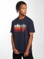 Pelle Pelle T-Shirt 4 In A Row bleu
