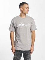 Pelle Pelle t-shirt Back 2 Basics grijs