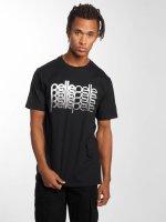 Pelle Pelle T-Shirt 4 In A Row noir