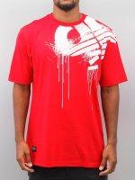 Pelle Pelle T-Shirt Demolition rot