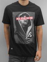 Pelle Pelle t-shirt All Eyez On Me zwart