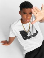 Pelle Pelle T-skjorter Nasty Nas hvit