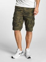 Petrol Industries Shorts camouflage olive