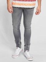 Petrol Industries Straight Fit Jeans Narrow Straight Fit grau