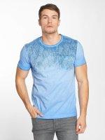 Petrol Industries T-Shirt Pocket blau