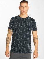 Petrol Industries t-shirt Print blauw