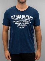 Petrol Industries T-Shirt Mirror blue