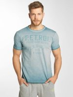 Petrol Industries T-Shirt 73 blue