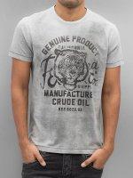 Petrol Industries T-Shirt Light grau