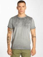 Petrol Industries T-Shirt Pocket grey