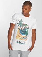 Petrol Industries T-Shirt Boat weiß