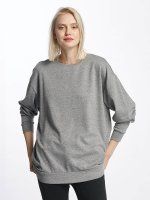Pieces Pullover pcNoma Long grau