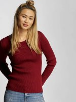 Pieces Pullover pcVesla rot