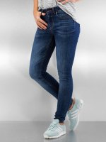 Pieces Skinny Jeans PcFive Delly blau