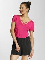 Pieces T-paidat pcKatty vaaleanpunainen
