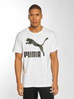 Puma T-Shirt Archive Logo weiß