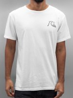 Quiksilver T-Shirt Mellow Dingo blanc