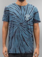 Quiksilver T-Shirt Off The Block Spiral SPE blau