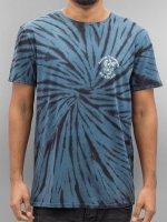 Quiksilver t-shirt Off The Block Spiral SPE blauw