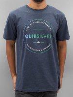 Quiksilver T-shirt Free Zone Heather blu