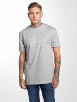 Quiksilver T-Shirt Classic Amethyst grau