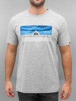 Quiksilver T-Shirt Jungle Box Classic gris