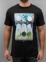 Quiksilver T-shirt Lost Paradise nero