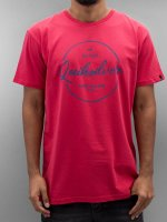 Quiksilver T-Shirt Silvered Classic rouge