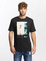 Quiksilver T-Shirt Classic Meridian schwarz