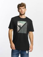 Quiksilver T-Shirt Classic Coast Lines schwarz