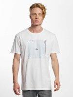 Quiksilver T-Shirt Premium Heat Waves weiß