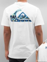 Quiksilver T-Shirty Boogey Mansst bialy