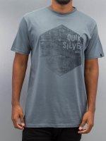 Quiksilver T-Shirty Jumbled niebieski