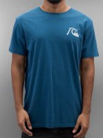 Quiksilver T-Shirty Mellow Dingo niebieski