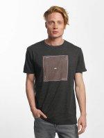 Quiksilver T-Shirty Premium Heat Waves szary