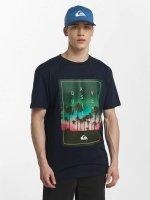 Quiksilver T-skjorter Classic Salina Stars blå