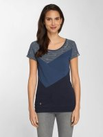 Ragwear T-Shirt Violeta blue