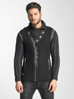 Red Bridge Cardigan Thimphu black